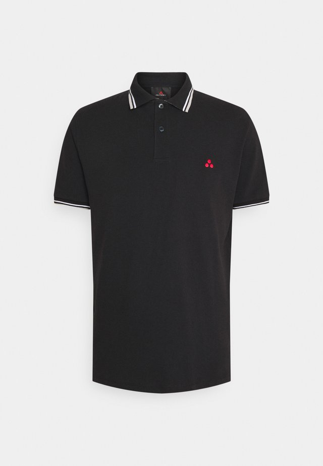 MEDINILLA - Polo shirt - black