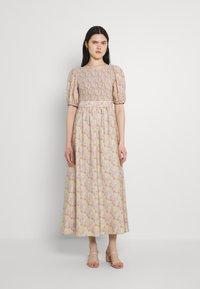 EDITED - KARINA DRESS - Maxi dress - multi-coloured - 0