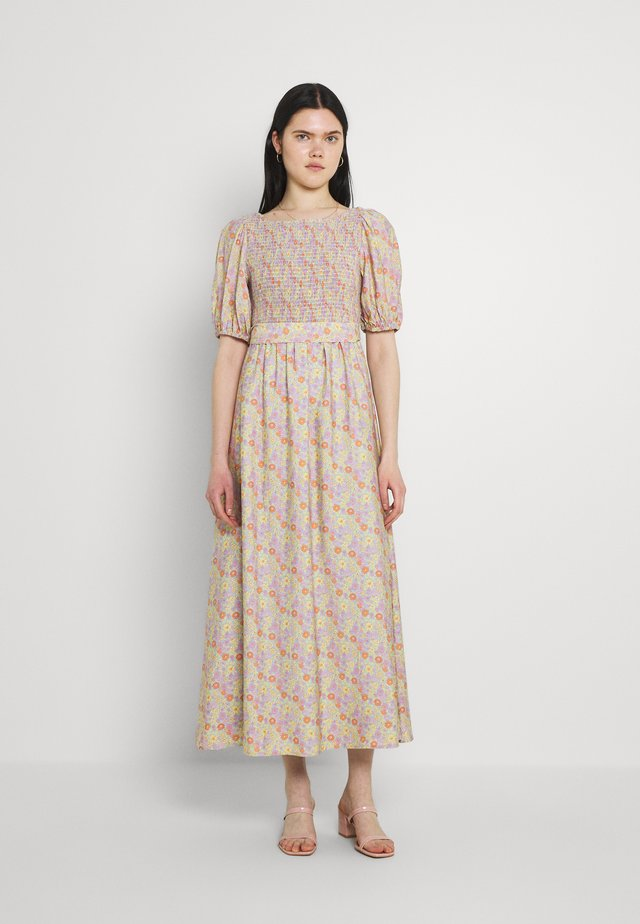 KARINA DRESS - Maksimekko - multi-coloured