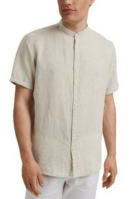 Esprit - MELANGE - Shirt - light beige - 5