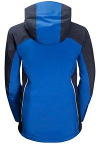 Jack Wolfskin - ROPI 3IN1 - Soft shell jacket - coastal blue - 1