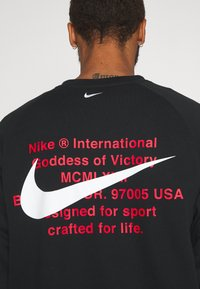 Nike Sportswear - Collegepaita - black/white - 5