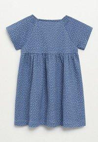 Mango - MIRIAM - Day dress - blauw - 1