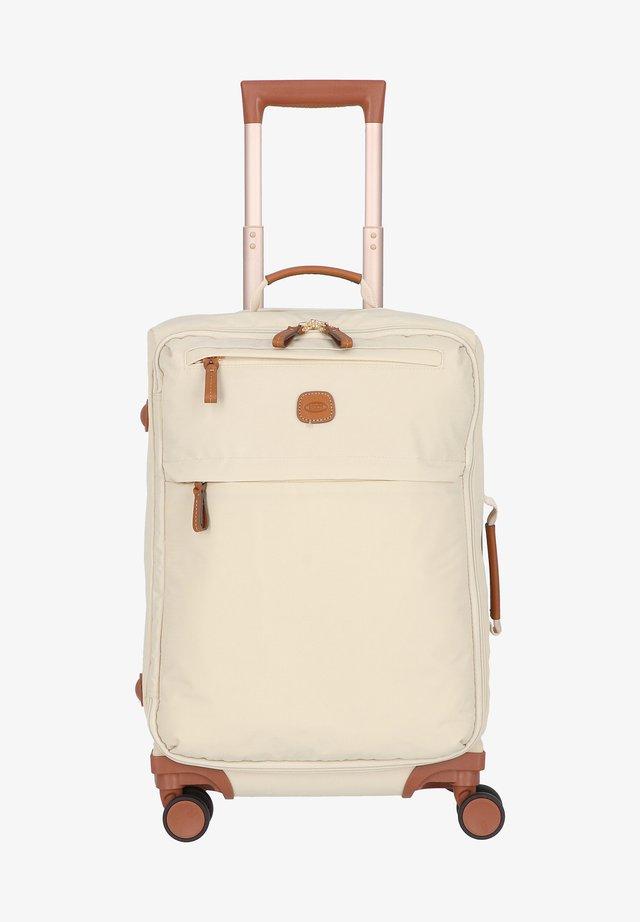 Trolley - beige-leather