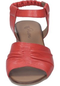 Piazza - Sandals - rot - 4