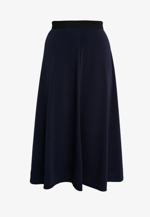 ANABEL - Áčková sukně - night blue