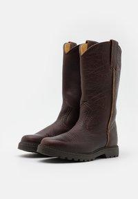 Blue Heeler - LONGREACH UNISEX - Boots - chestnut - 1