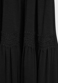 AllSaints - TIER DRESS - Vestido largo - black - 4