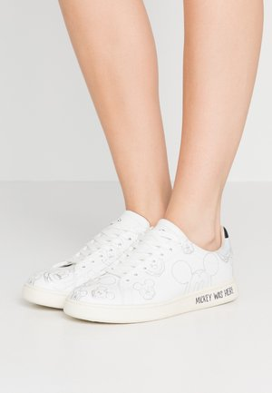 GALLERY WHITE REFLECTING MICKEY - Trainers - white