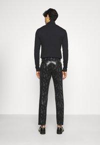 Twisted Tailor - FLEETWOOD SUIT - Suit - black - 5