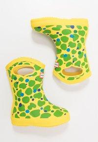 Hunter ORIGINAL - KIDS FIRST CLASSIC SPOT PULL-ONBOOTS - Holínky - spanish dancer - 0