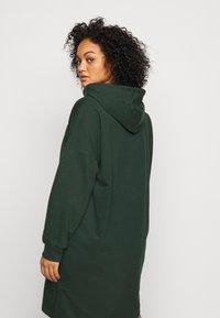 Even&Odd Curvy - Day dress -  dark green - 5