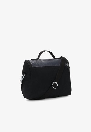 KICHIROU - Across body bag - black met bl