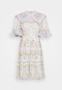 Needle & Thread - REVERIE ROSE MINI DRESS - Cocktail dress / Party dress - blue mist - 5