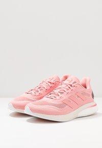 adidas Performance - SUPERNOVA - Neutral running shoes - glow pink/signal pink - 2