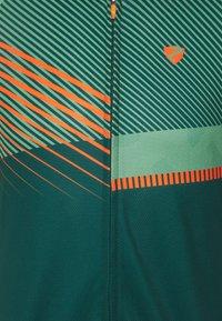 Ziener - NOFRET MAN  - Print T-shirt - spruce green - 2