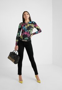 Versace Jeans Couture - Skinny džíny - black - 1