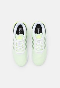 adidas Performance - RESPONSE SR - Neutral running shoes - footwear white/silver metallic/hi-res yellow - 3