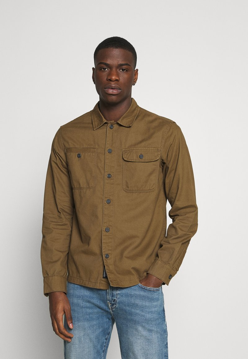 Jack & Jones - JCOBEN WORKER - Shirt - kangaroo