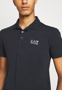 EA7 Emporio Armani - Poloshirts - night blue - 4