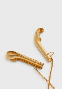 Vibe Harsløf - WE EARPHONE CAP DOUBLE AIRPOD - Jiné doplňky - gold-coloured - 1