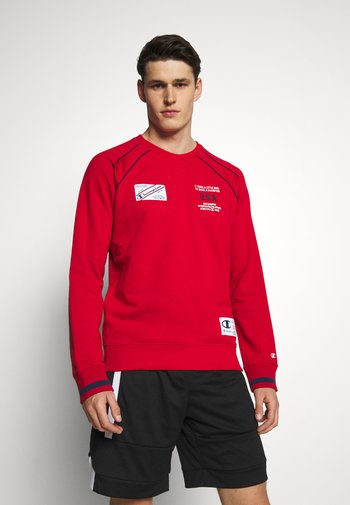 CREWNECK  - Sweatshirt - red