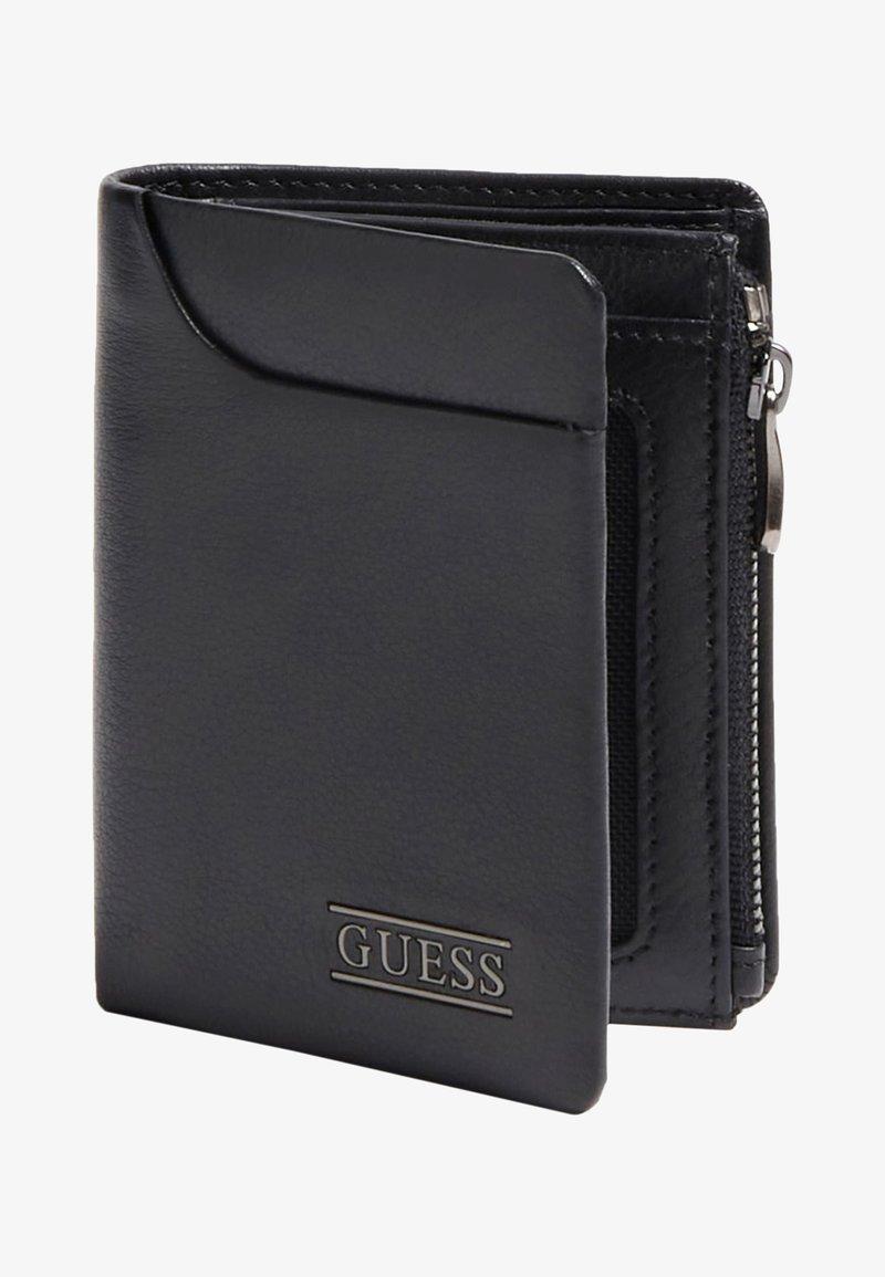 Guess - NEW BOSTON - Wallet - schwarz