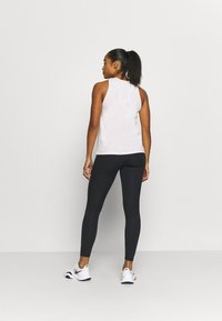 Under Armour - RUSH LEGGING - Medias - black - 2