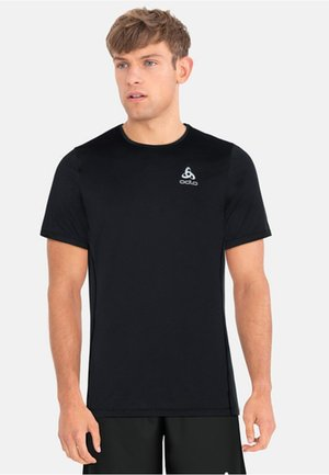 ELEMENT LIGHT - Basic T-shirt - black