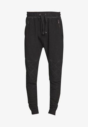EINAR - Spodnie treningowe - black