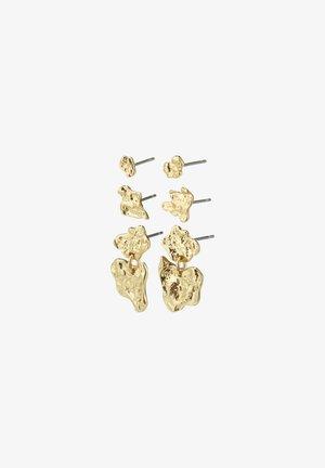 HORIZON - Boucles d'oreilles - gold plated