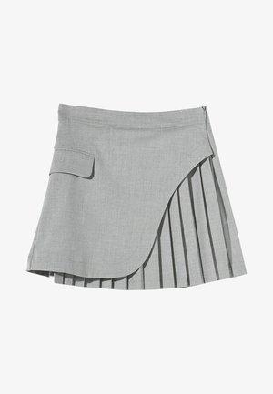 Jupe trapèze - grey