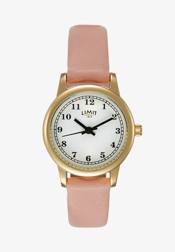 LADIES WATCH DIAL WITH FULL FIGUR - Watch - rose