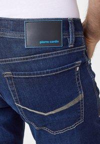Pierre Cardin - FUTUREFLEX LYON  - Jeans Tapered Fit - dark blue - 4