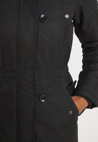 ONLY - ONLIRIS  - Zimní kabát - black - 6