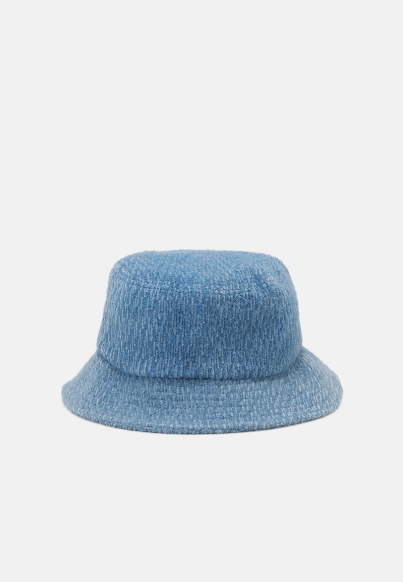 Pieces - PCFNULLE BUCKET HAT - Sombrero - deep ultramarine
