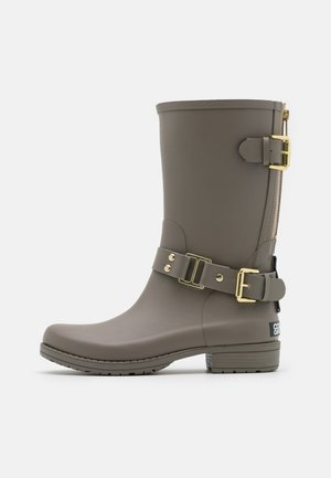 Wellies - new taupe