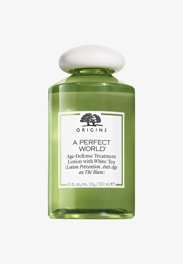 A PERFECT WORLD AGE-DEFENSE TREATMENT LOTION WITH WHITE TEA  - Gesichtswasser - -
