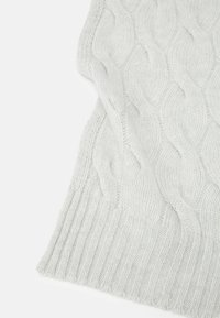 Johnstons of Elgin - GAUZY CABLE SCARF - Scarf - pumice - 2