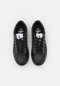Calvin Klein Jeans - CUPSOLE LACEUP - Joggesko - full black - 5