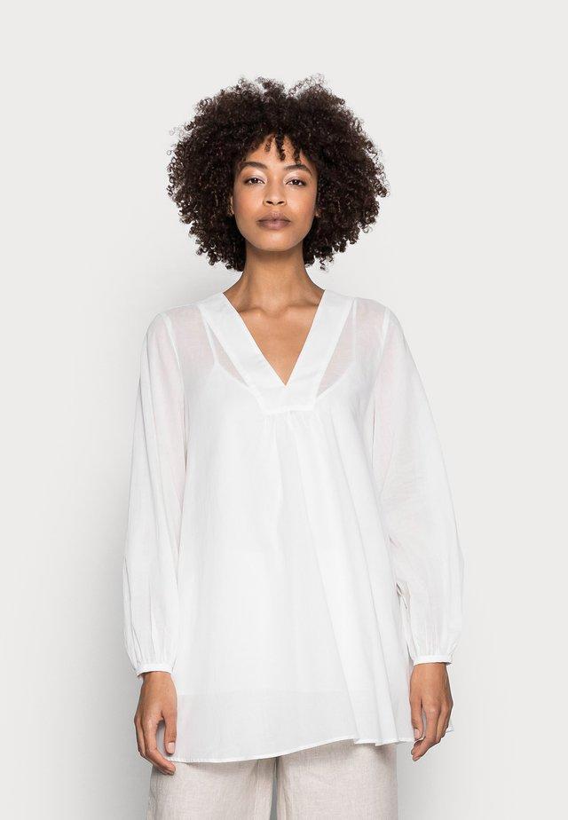 TUNIC - Tunique - white