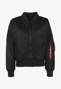 Alpha Industries - OS WMN - Bomber Jacket - black - 0