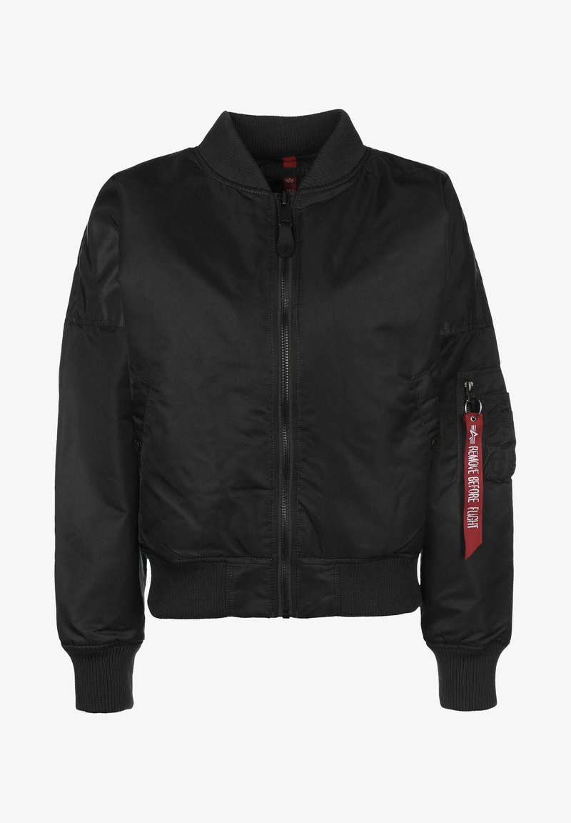 Alpha Industries - OS WMN - Bomber Jacket - black