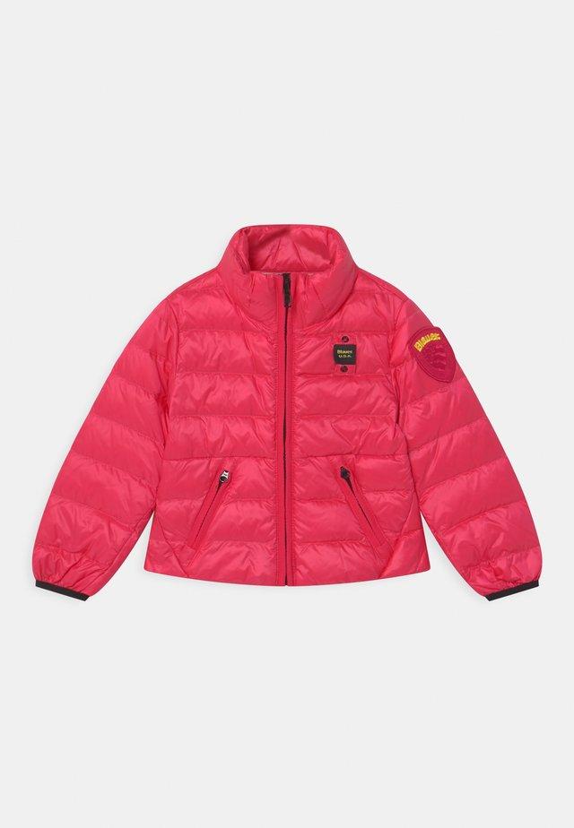 GIUBBINI CORTI - Gewatteerde jas - raspberry