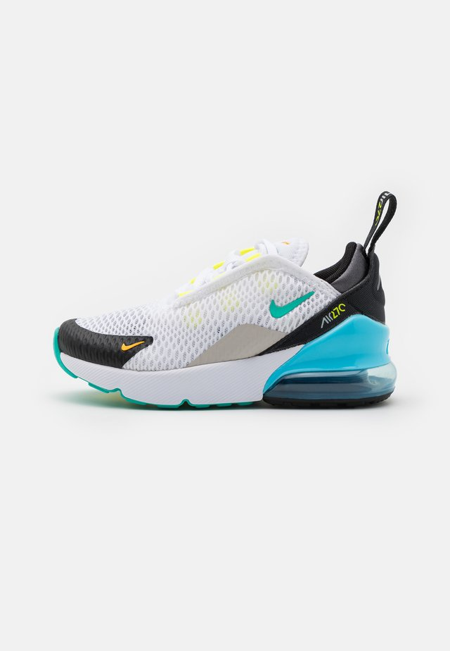 AIR MAX 270 UNISEX - Sneakers laag - white