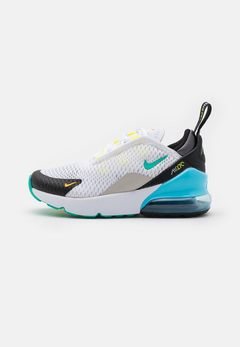 Nike Sportswear - AIR MAX 270 UNISEX - Zapatillas - white