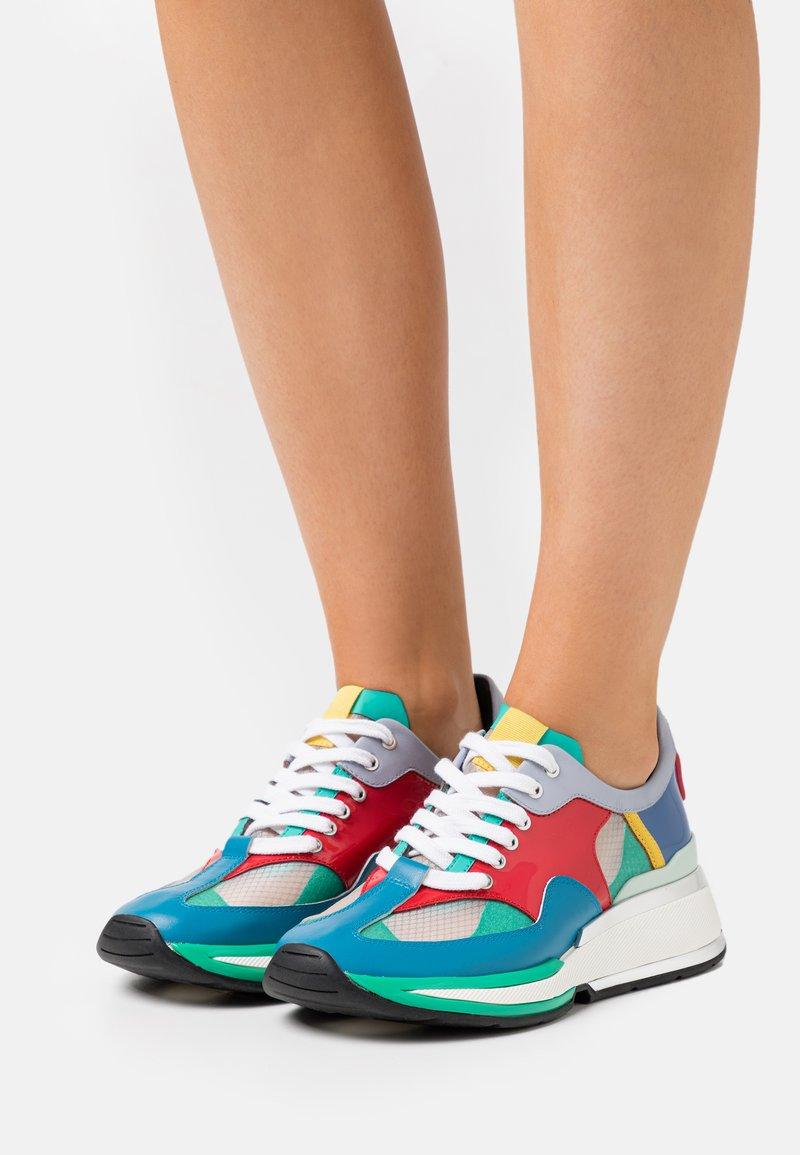 Kat Maconie - MARIANNE - Sneakers laag - slate/multicolor