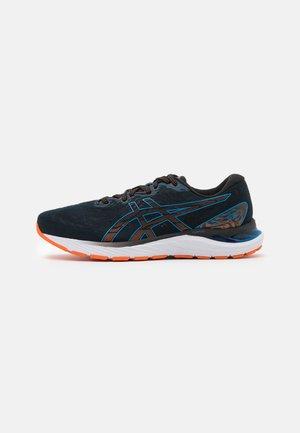 GEL CUMULUS 23 - Chaussures de running neutres - black/reborn blue