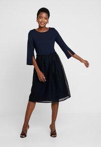 Apart - DRESS - Cocktail dress / Party dress - midnight blue - 2