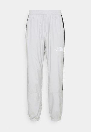HYDRENALINE WIND PANT - Spodnie treningowe - tin grey/black